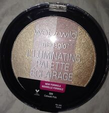 Wet n Wild Mega Glo Illuminating Palette *320 CATWALK PINK* Highlighter BNSealed