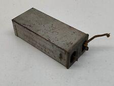 Vintage Western Electric 147A Condenser Capacitor