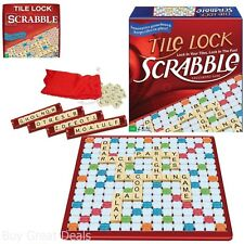 Winning Moves Tile Lock Scrabble One Size 10.9 x 10.8 x 1.8 inches New