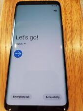 Samsung Galaxy S9 SM-G960U 64GB Black Verizon Factory Unlocked