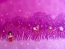1 Metre Summer Night Lights 100% Cotton by Michael Miller Fabrics Special Offer