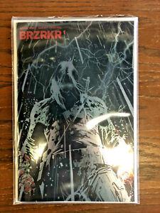 BRZRKR #1 2nd Printing - Boom! Studios - Keanu Reeves