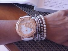 Bling Hello Kitty Watch Wristatch Fashion rhinestone Crystal Beautiful watch