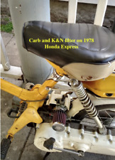 NEW! Honda Express NC50 Carburetor with 28mm Air Filter Carb 1977-1981