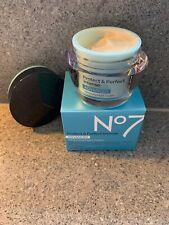 BOOTS No7 Protect & Perfect ADVANCED Whitening Night Cream 50ml