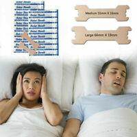 50-200Pcs Nose Better Nasal New Sleep Snoring Stop Strips Breathing