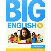 Big English 6 by Herrera, Mario, NEW Book, (Paperback) FREE & Fast Delivery