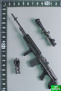 1:6 Scale ES General's Armoury US Army MK14 Marksman - M14 Sniper Rifle Set