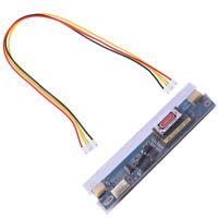 "Universal CCFL Inverter LCD Laptop Monitor 2 Lamp 10-28V for 10-26"" Widescree FE"