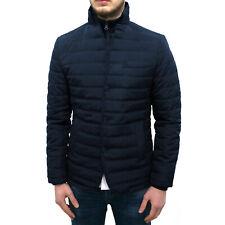 Piumino da uomo 200 grammi con pettorina giacca blu nero s m l xl xxl