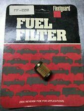 Nos New If Factory Package Ff220 Fleetguard Fuel Filter Ff 220