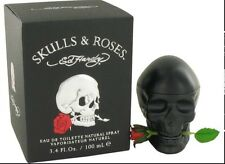 SKULLS AND ROSES By Ed Hardy 2.5 oz 75 ml Men Cologne EDT Spray New In Box