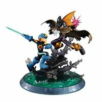 Game Characters Collection DX Battle Network Megaman vs Forte Figure Anime JAPAN