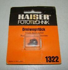 Kaiser Fototechnik Triple Flash Outlet No.1322