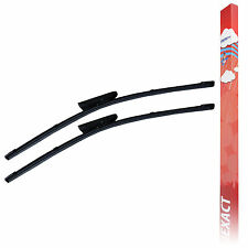 Renault Fluence Saloon ACP Exact Specific Fit Aero VU Front Wiper Blades