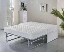 KING SINGLE Base w/Trundle bed w/2 pocket spring 21cm mattresses/ 5 yrs warranty