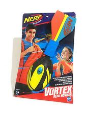 Brand New NERF Vortex AERO HOWLER Flying Football ORANGE Yellow & Black