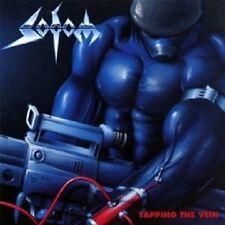 SODOM - TAPPING THE VEIN  CD 11 TRACKS THRASH METAL / HARD 'N' HEAVY NEU