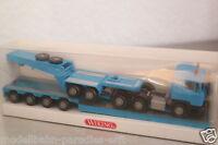 Wiking 505 01 35 MAN Zugmaschine mit Tieflader OVP 1:87 (M84)