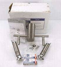 Luxero Deckenleuchte KA-D2 | Gehäuse Nickel | 230 V NEU in OVP