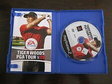 Tiger Woods PGA Tour 08 (Sony PlayStation 2, 2007) - European Version