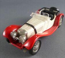 Solido Réf 4002 Jaguar SS 100 1938 Cabriolet sans boite