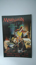 Marillion Script for a Jesters Tear vintage music postcard CARD
