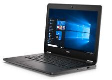Dell Latitude 12 E7270 i5-6200U 8Gb RAM 128Gb SSD WWAN 5811e Windows 10 Pro 64