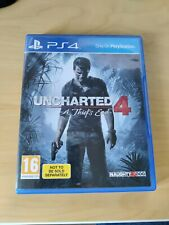 Uncharted 4: un ladrón's End Sony PlayStation 4 PS4