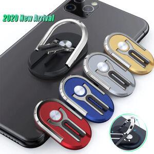 New Universal Multipurpose Finger Ring Air Vent Phone Holder Mount Stand Bracket