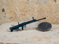 "G21_K Hasbro GI Joe 1:18 Action Figure Accessory 3.75"" QBZ Type 95 Sniper Rifle"