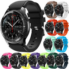 22mm Wrist Strap Sport Rubber Silicone Watch Band For Fossil Q explorist gen 4 3