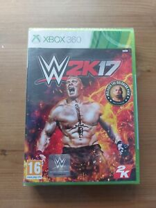 WWE 2K17 Xbox 360 New Sealed