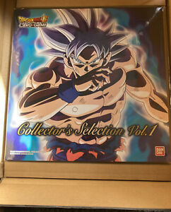 Collector Selection Vol 1 Dragon Ball Super Card Game NEW & SEALED