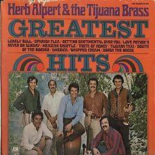 Herb Alpert & Tijuana Brass Greatest hits [LP]