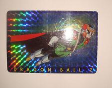 CARTE DRAGON BALL Z N° 60 SANGOHAN HOLO BRILLANTE