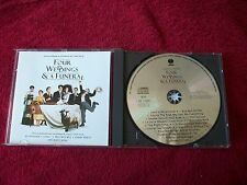 Four Weddings And A Funeral - OST- CD