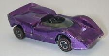 Redline Hotwheels Purple 1969 McLaren M6A oc6454