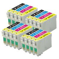 16 Cartouches d'encre pour Epson Stylus SX235W SX430W SX440W SX525WD