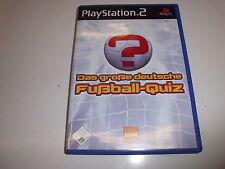 PlayStation 2   PS2  Das große deutsche Fußball-Quiz