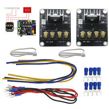 2er 3D Drucker Zubehör Power Modul Heatbed ANET MOSFET Brett Upgrade DC