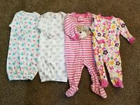3-6 month baby girl clothes lot