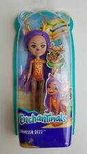 Mattel Enchantimals Beach Dolls Danessa Deer Swimsuits 2018 Ages 4+ Toy Gift