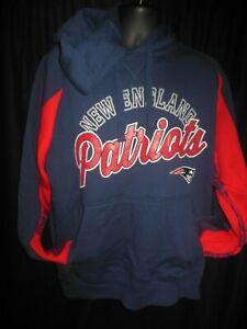 New England Patriots NFL Men's G-III Hooded Pullover Sweatshirt