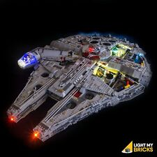 LIGHT MY BRICKS - LED Light kit for LEGO UCS Millennium Falcon 75192