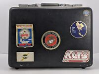Vintage American Tourister Hardshell Travel Luggage Suitcase Briefcase