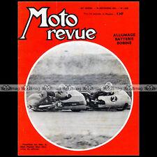MOTO REVUE N°1559 TERROT 125 TENOR MALTERRE DS 250 MIKE HAILWOOD GRAND PRIX '61