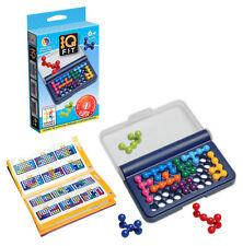 Smart Games IQ Fit 3D Logic Educational Travel Game Toy Kids Brain Teaser