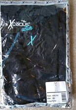 "Men's Celcius Men's Long Pants Long John's Blac Thermals Size 3XL *New W48""- 51"""