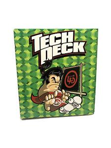 Tech Deck Skateboards 3 Ring Binder Xconcepts